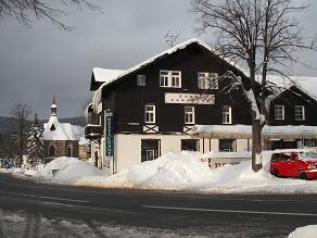 Hotel Karoline in Harrachov, Tjechië